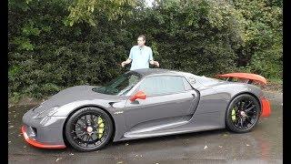 Video Here's Why the Porsche 918 Spyder is Worth $1.7 Million MP3, 3GP, MP4, WEBM, AVI, FLV November 2017