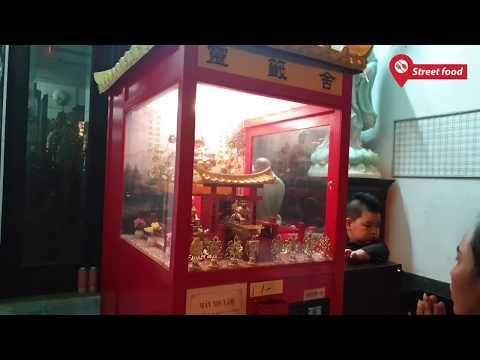 Máy xin xăm tự động duy nhất trong ngôi chùa ở Việt Nam - Thời lượng: 16 phút.