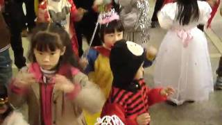 親子化妝舞會