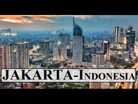 Indonesia-Jakarta (Capital City Of Indonesia)  Part 14