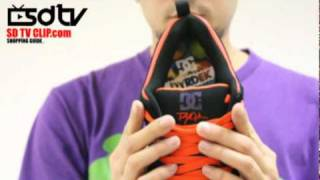SDTV รองเท้า DC shoes : RD 1.5 SE : ROB DYRDEX