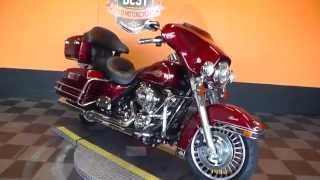 6. 668157 - 2010 Harley Davidson Electra Glide Classic FLHTC - Used Motorcycle For Sale
