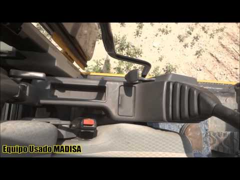CATERPILLAR EXCAVADORAS DE CADENAS 320D equipment video jiPb4oLB51w