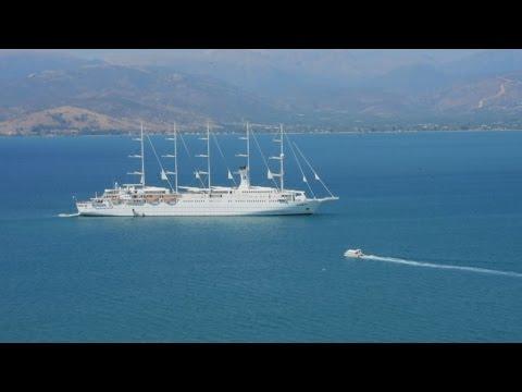 Στο Ναύπλιο, το μεγαλύτερο ιστιοφόρο κρουαζιερόπλοιο