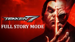 Nonton Tekken 7   Full Story Mode Movie  All Cutscenes  Film Subtitle Indonesia Streaming Movie Download