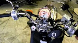 8. 2006 Yamaha Vino 125