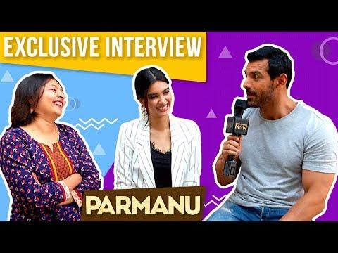 John Abraham & Diana Penty Talk About Parmanu, Sha
