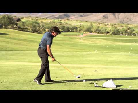 Boccieri Golf Secret Grip - Rick Smith's Top Drills - Right Foot Back