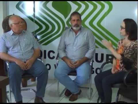 ENTREVISTA SINDICATO RURAL DE RIO VERDE 1º PARTE