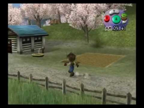 Harvest Moon (series) - Ryan Davis takes a look at one of the best games in the Harvest Moon series.