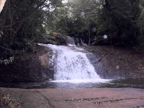 Cachoeira do Zé Pena em Alagoa MG