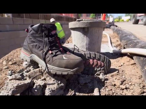 Red Wing Shoes Featured Product: FlexForce Hikers