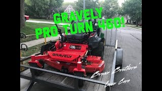5. Gravely Pro Turn 460 Review â–º New Mower for Spring 2019!