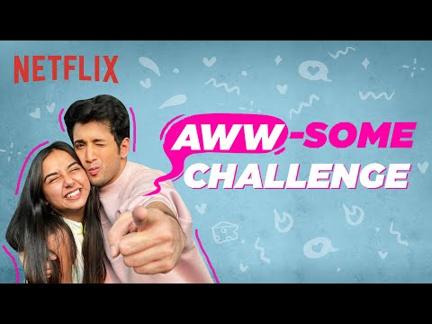 Prajakta Koli & Rohit Saraf Take The Pick Up Line Challenge | Mismatched | Netflix India
