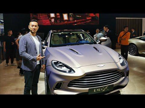 Khám phá chiếc SUV Aston Martin DBX 542 mã lực mới ra mắt giá từ 4,6 tỷ mới ra mắt @ vcloz.com