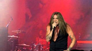 SEBASTIAN BACH: Big Guns (live)