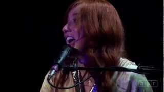 Tori Amos - Taxi Ride @ Le Poisson Rouge NY 2012
