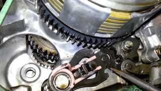 6. Honda Rebel Shifting Issue