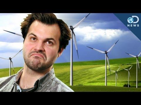 Store Wind Energy Underground