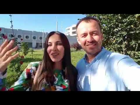 """Поздравление для победительницы в конкурсе """"Мин+Йолдыз"""""""