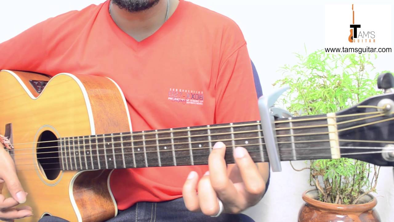Bol do na zara (Azhar) guitar lesson easy for beginners |www.tamsguitar.com