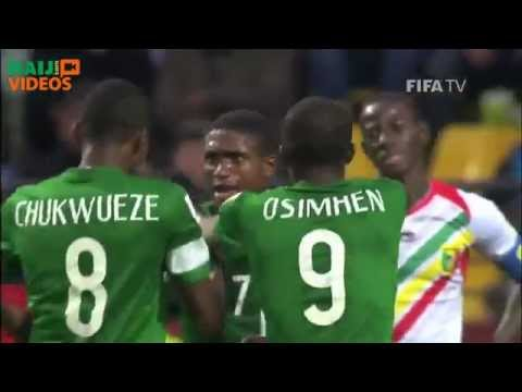 Highlights: Mali 0-2 Nigeria (U-17 World Cup Finals)