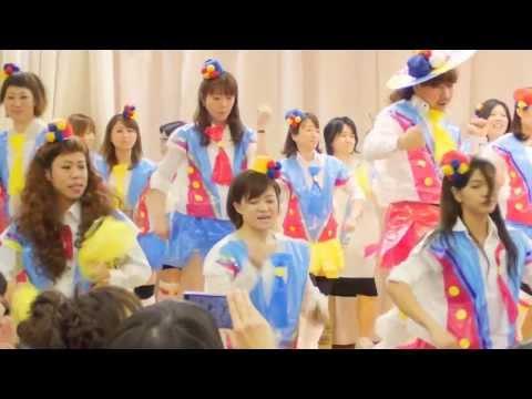 平成25年度 愛心幼稚園 卒園を祝う会 ばら組余興