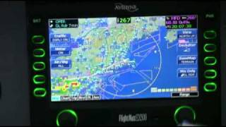 Part 1: Departure - Flying The MLX770 Two-Way Datalink