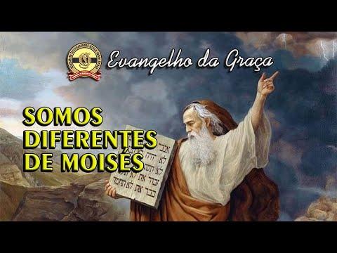 SOMOS DIFERENTES DE MOISÉS