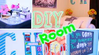 DIY | Easy & Affordable Room Decor! - YouTube