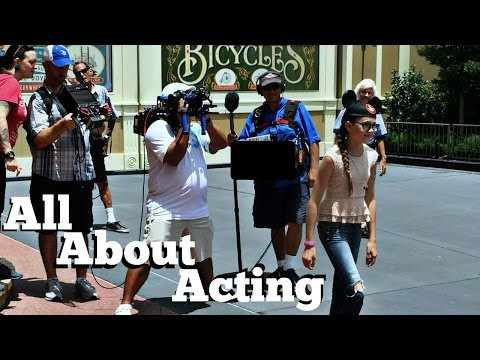 What Acting Is Like | All About Acting Auditions, Call Backs, On Set | Fiona Frills
