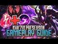 Tarzaned | KHAZIX PRESEASON GAMEPLAY GUIDE