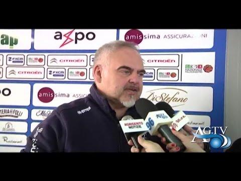 Conferenza stampa Rieti Vs Fortitudo