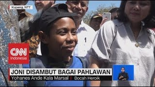 Video Pulang Kampung, Joni Disambut Bagai Pahlawan; Joni Panjat Tiang Bendera MP3, 3GP, MP4, WEBM, AVI, FLV November 2018