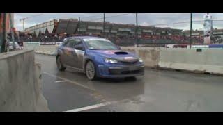Motor Show Di Bologna - Subaru Arena Test Drive - 08-12-2009