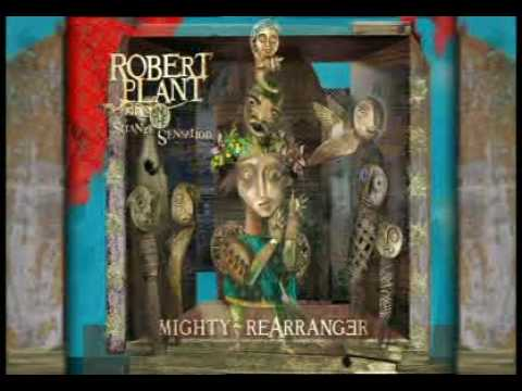 Robert Plant - Mighty Rearranger - TV Ad