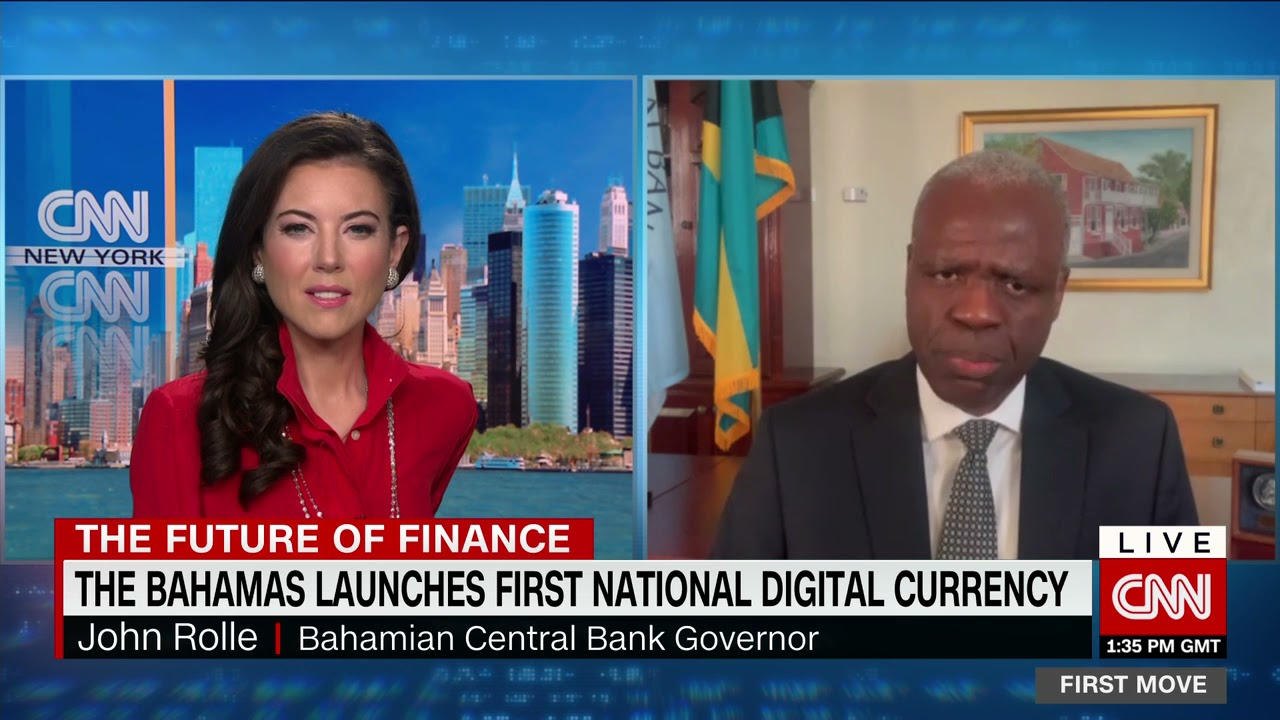 First Move With Julia Chatterley (CNN International)