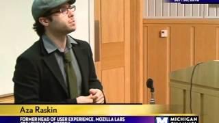 2010 John Seely Brown Symposium - Aza Raskin - 09/30/10