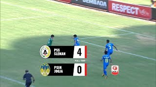 Video [Pekan 21] Cuplikan Pertandingan PSS Sleman vs PSIM Jogja, 10 Oktober 2018 MP3, 3GP, MP4, WEBM, AVI, FLV Mei 2019