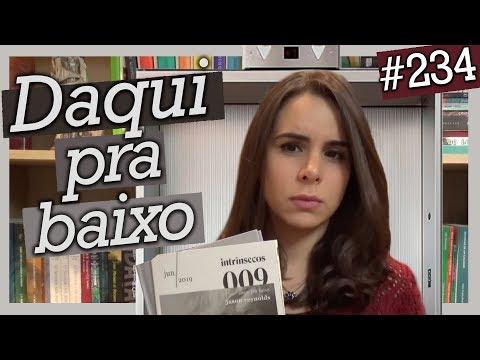 DAQUI PARA BAIXO, DE JASON REYNOLDS (#234)