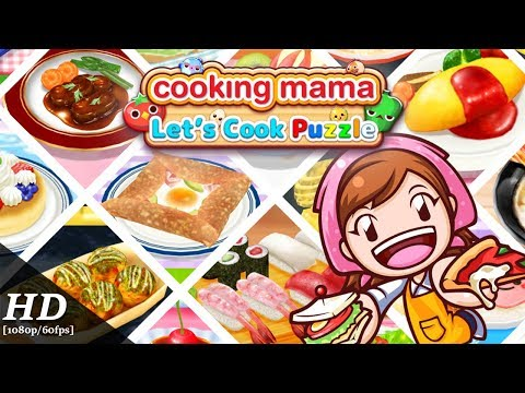 COOKING MAMA Let's Cook! Android Gameplay [1080p/60fps]