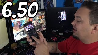 PS4 6.50 REMOTE PLAY iPhone GAMEPLAY IS IT GOOD?