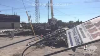 Floresville (TX) United States  City pictures : 11-2-15 Floresville, TX Tornado Damage