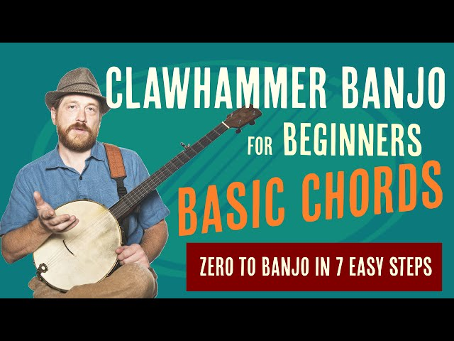 8 Great First Clawhammer Banjo Songs (with videos)