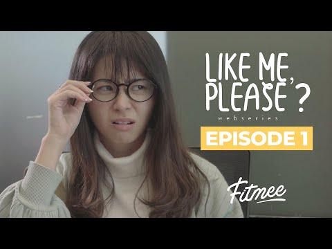 Like Me, Please? Episode 1 - FITmee Webseries