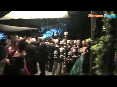 Il Gran Ballo del Gattopardo alla Villa Colombaia di Forio - Gli ospiti