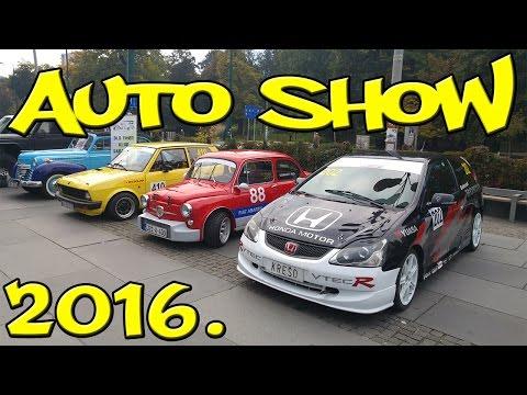 AUTO SHOW SARAJEVO 2016.