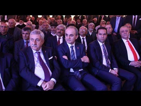 Bakan Cevdet Yılmaz'dan Niğde Üniversitesine övgüler
