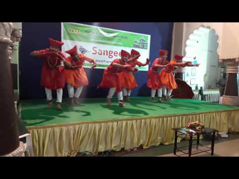 Video Gondhal dance NAAC team cultural dance event..by MAlHAR team download in MP3, 3GP, MP4, WEBM, AVI, FLV January 2017