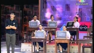 School Bus First Class 28 April 2013 - Thai Variety Game Show